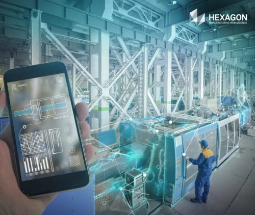 Hexagon Manufacturing Intelligence home